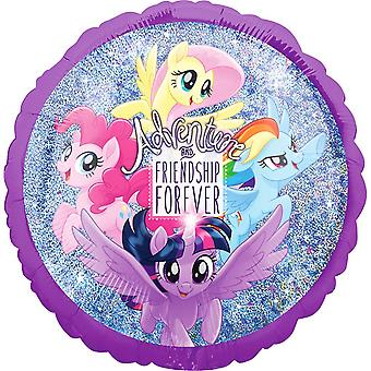 Anagram My Little Pony Friendship Adventure Round Foil Balloon