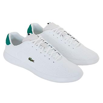 Lacoste Mens 2019 Avance 119 1 SMA Lace Up Textile Casual Leather Trainers