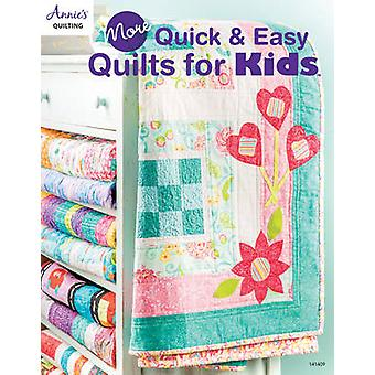 More Quick & Easy Quilts for Kids - 9781590128107 Book