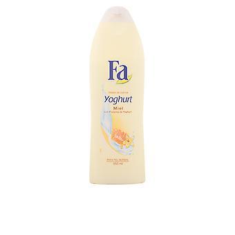 FA yaourt & Miel Gel Cremoso Ducha 550 Ml unisexe
