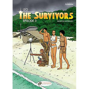 The Survivors - Episode 3 by Cinebooks - 9781849182942 Book