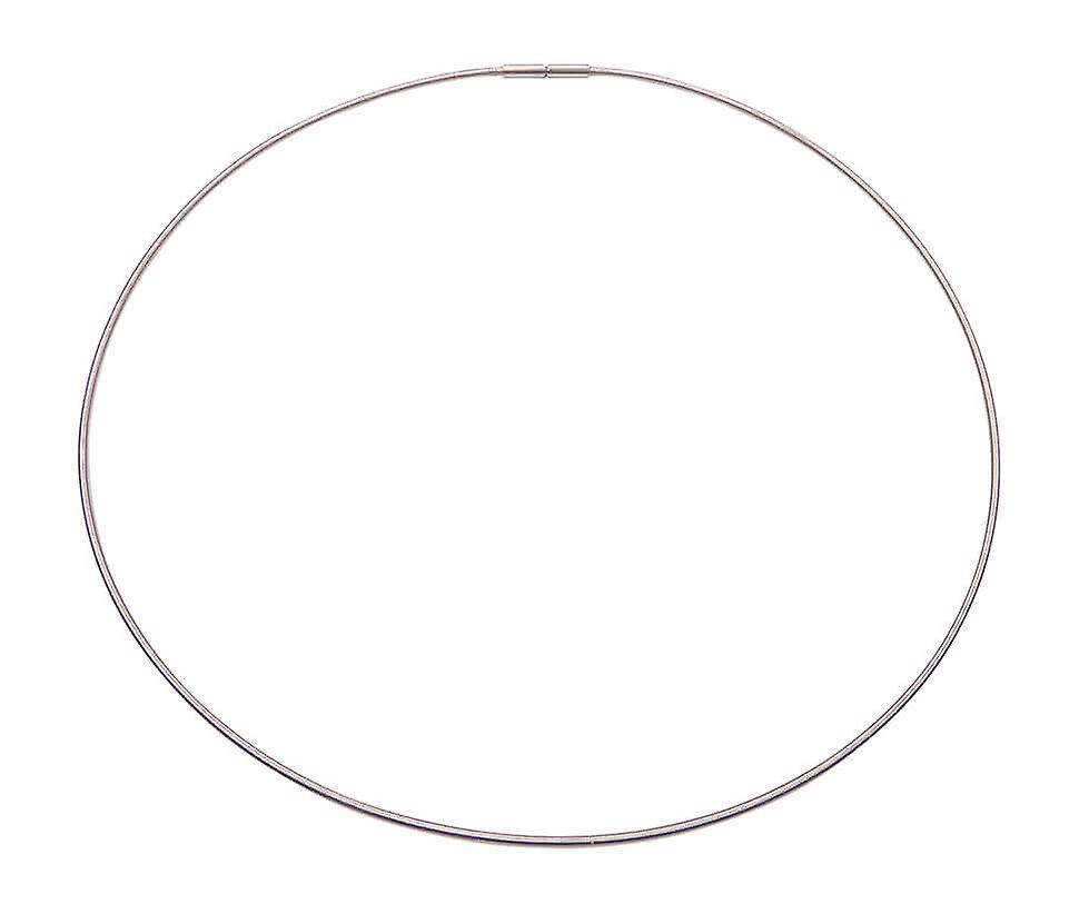 Wit gouden spiraal spang