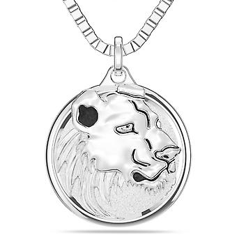 Amanda Nunes Pendant Necklace Design by BIXLER