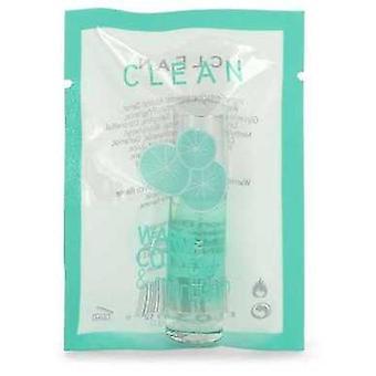 Clean Warm Cotton & Mandarine By Clean Mini Eau Fraichie .17 Oz (women) V728-545395