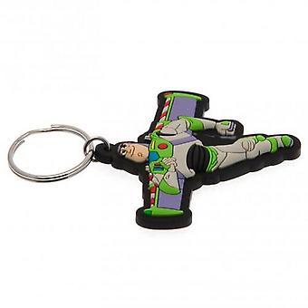 Toy Story 4 Buzz PVC Keyring