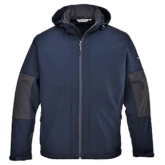 Portwest softshell with hood (3l) tk53