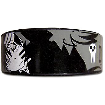 Wristband - Soul Eater - Death the Kid B&W Toys Gifts Anime Licensed ge54055
