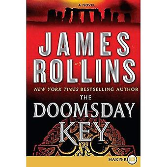 Doomsday Key (Sigma Force romaner) [stor tryck]