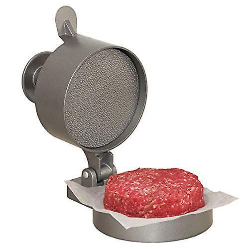 Non-Stick justerbar Burger pressen med ejektor