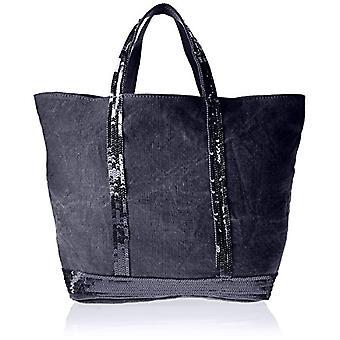 Vanessa Bruno Cabas Moyen - Blue Women's Tote Bags (Denim) 16x30x42 cm (W x H L)