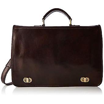All-Fashion Hair Cbc18255gagf22 Unisex Adult Brown Hand Bag (Moor's Head) 11x29x43 cm (W x H x L)