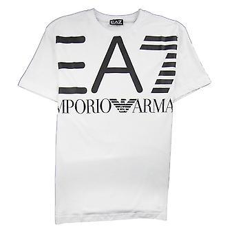 EA7 Emporio Armani Large Logo T-Shirt White