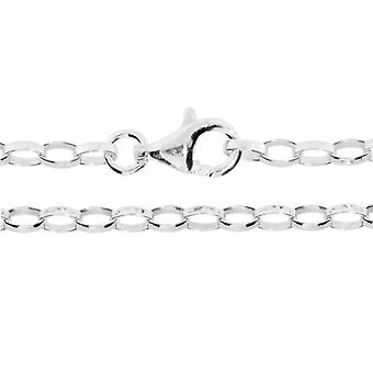 Ostsee-Schmuck - Necklace - Silver Sterling 925 - Woman - 45.0 cm