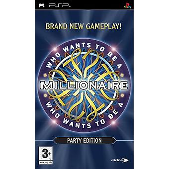 Who Wants to Be a Millionaire (PSP) - New