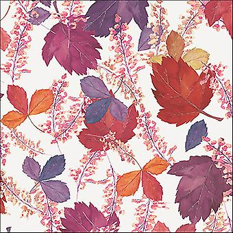 Ambiente 3 Ply Paper Napkins, Indian Summer
