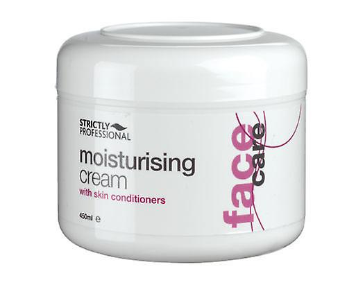 Strictly Professional Moisturising Cream With skin Conditioners 450ml