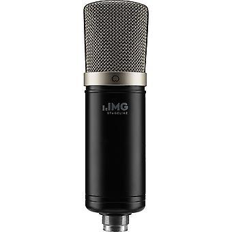 IMG Stageline img Stageline ECMS-50usb Studio condensator USB-microfoon