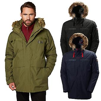 Helly Hansen Mens Coastal 2 Veste Parka imperméable à l'eau
