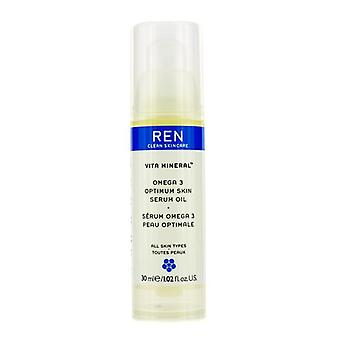Aceite suero de piel óptimo Vita Mineral Omega 3 (para Dry Sensitive & Piel Madura) - 30ml/1.02oz