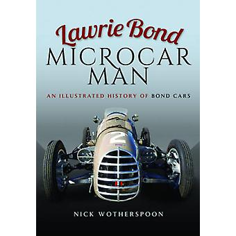 Lawrie Bond Microcar Man by Nick Wotherspoon