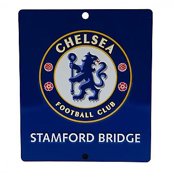 Chelsea FC Official SQ Window Sign