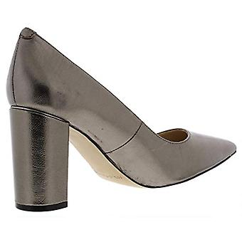 Marc Fisher Womens viviene Leather Pointed Toe Classic Pumps