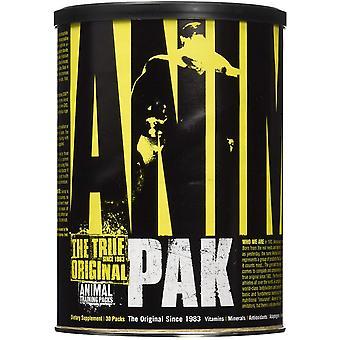 Universal Nutrition Animal Pak Dietary Supplement - 30 Packs