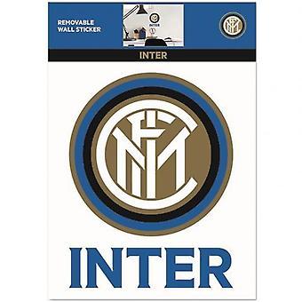 Inter Milan mur autocollant A4