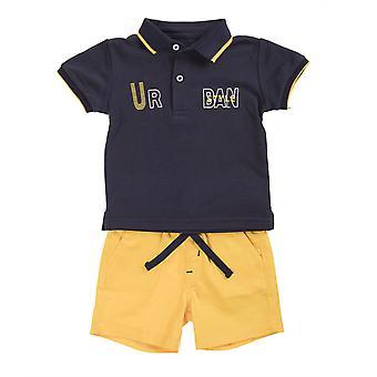 Conjunto de roupas babybol (2º) Estilo Urbano