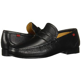 MARC JOSEPH NEW YORK Mens Gold Collection Leather Sole Penny Loafer