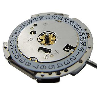 Ronda watch movement 775 date @ 3h (non seconds - 2 hands)