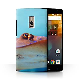 STUFF4 Case/Cover for OnePlus 2/Two/Stingray/Marine Wildlife