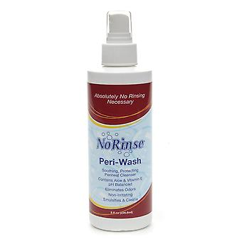 Pas de spray nettoyant péri-lavage périéal de rinçage, 8 oz