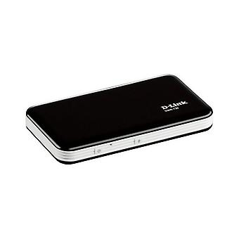 Wireless modem d-link dwr-730 wifi 1500 mah black white