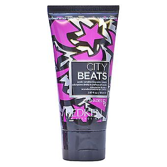 Redken City Beats acidic conditioning color cream #city ballet pink