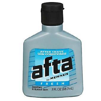 Afta after shave skin conditioner, fresh, 3 oz