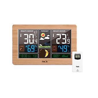 Wireless Weather Station - Wood