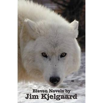 Eleven Novels by Jim Kjelgaard complete and unabridged including The Spell of the White Sturgeon The Lost Wagon Trading Jeff and his Dog Double Challenge We Were There at the Oklahoma Land Run by Kjelgaard & Jim