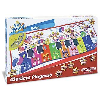 Bontempi Elektronische smusikalische Playmat Multicolor