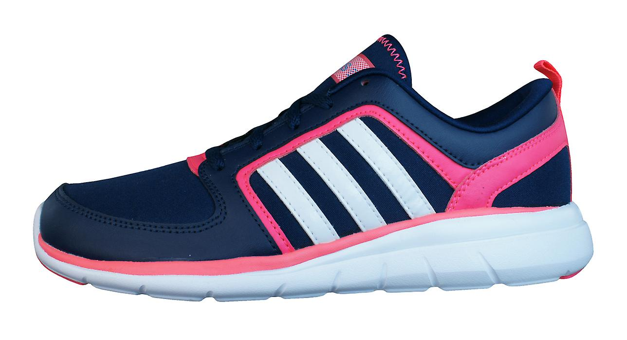 adidas Neo X Lite Womens Trainers Shoes Blue