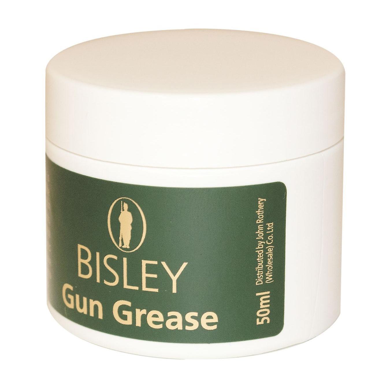 Bisley Gun Grease 50ml Wanne - Schmiermittel für alle Gewehr - verhindert Korrosion