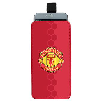 Manchester United pull-up mobil bag