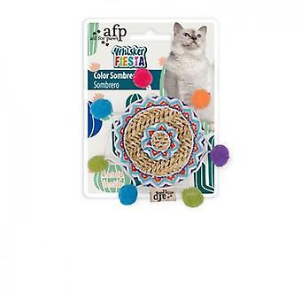 AFP Sombrero Whisker Fiesta (Gatos , Juguetes , Movimiento)