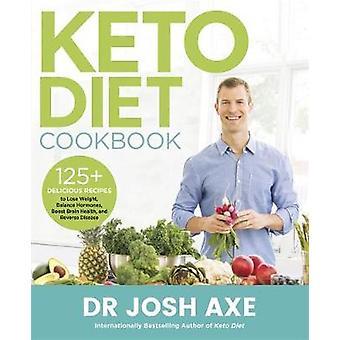 Keto Diet Kookboek door Dr Josh Axe - 9781409196853 Boek