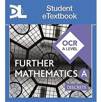 OCR A Level Further Mathematics Discrete by Nick Geere - 978151043337