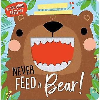 Never Feed A Bear - 9781789475739 Book