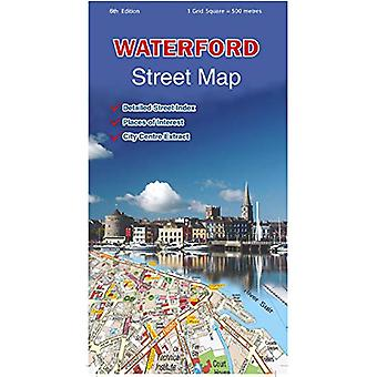Waterford Street Map - 9781908852991 Book