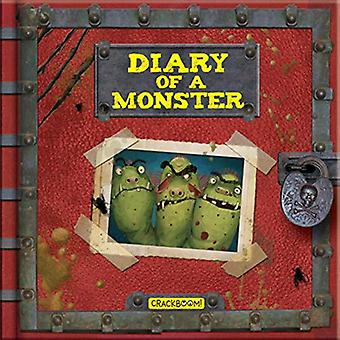 Diary of a Monster by Valeria Davila - 9782924786710 Book