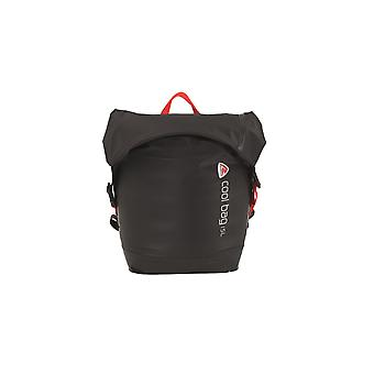 Robens black 2-in-1 cool bag and dry bag 15 litres