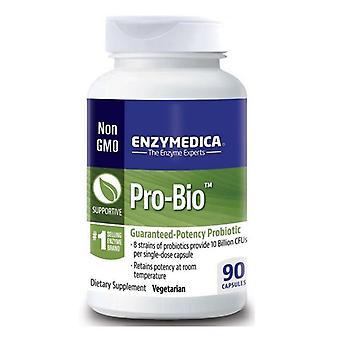 Enzymedica Pro-Bio Capsules 90 (25112)